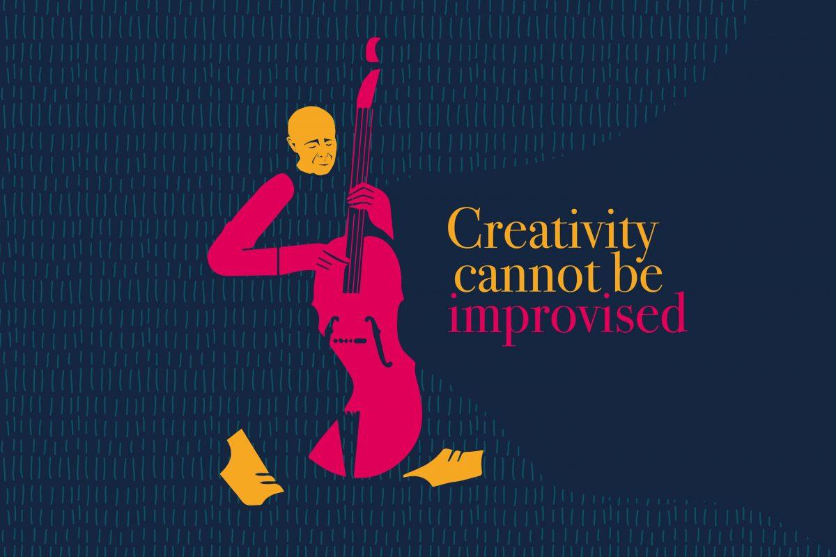 La creatività nel jazz