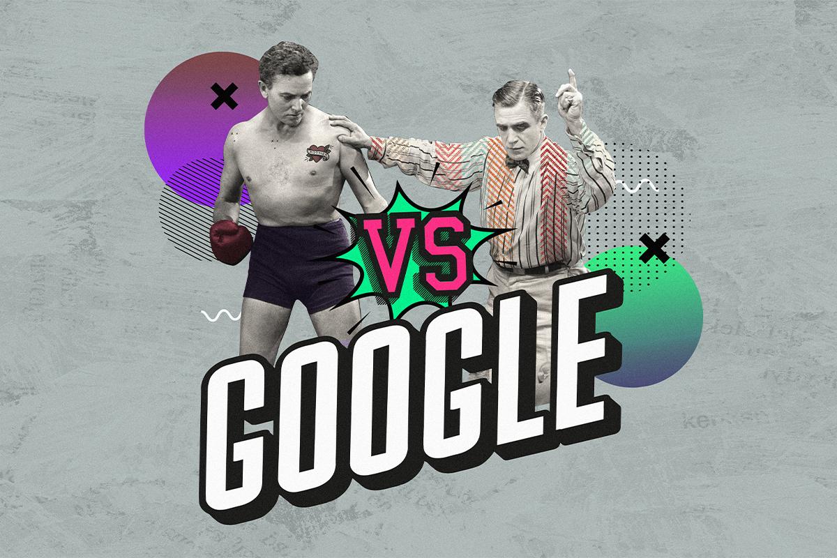 Avete il coraggio di sfidare Google?