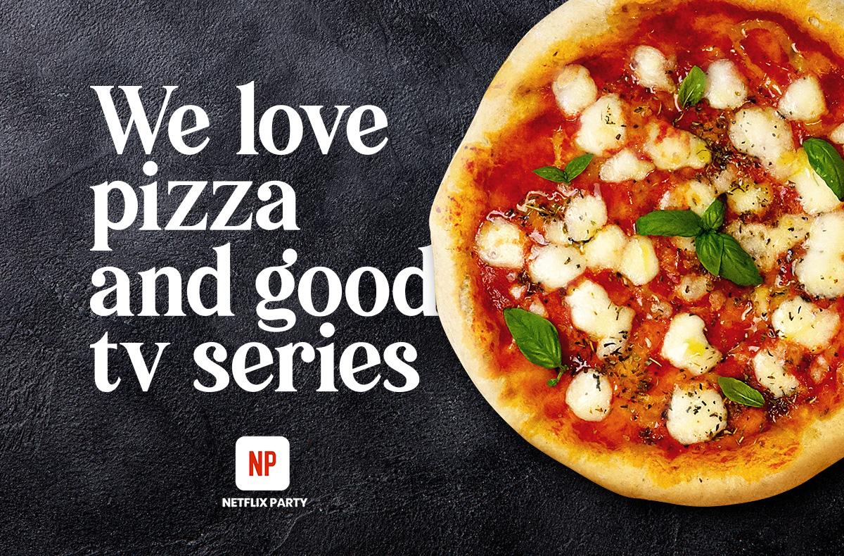 Stasera pizza e cinema!